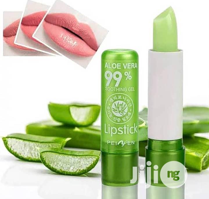 Archive: Aloe Vera Pink Lipstick
