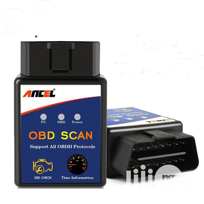Car Diagnostic Tool Bluetooth OBD 2 Automotive Scanner