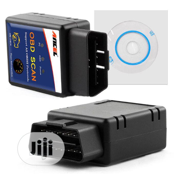 Car Diagnostic Tool Bluetooth OBD 2 Automotive Scanner | Vehicle Parts & Accessories for sale in Lekki, Lagos State, Nigeria
