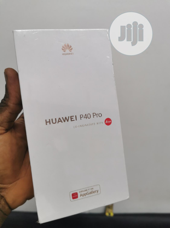 New Huawei P40 Pro 256 GB Black