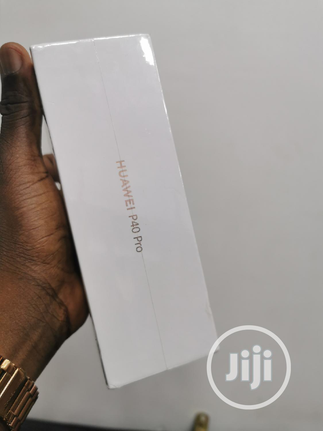 New Huawei P40 Pro 256 GB Black | Mobile Phones for sale in Ikeja, Lagos State, Nigeria