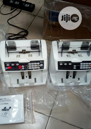 Brand New Imported Original Glory Note Counting Machine Model Gfb800n | Store Equipment for sale in Lagos State, Gbagada