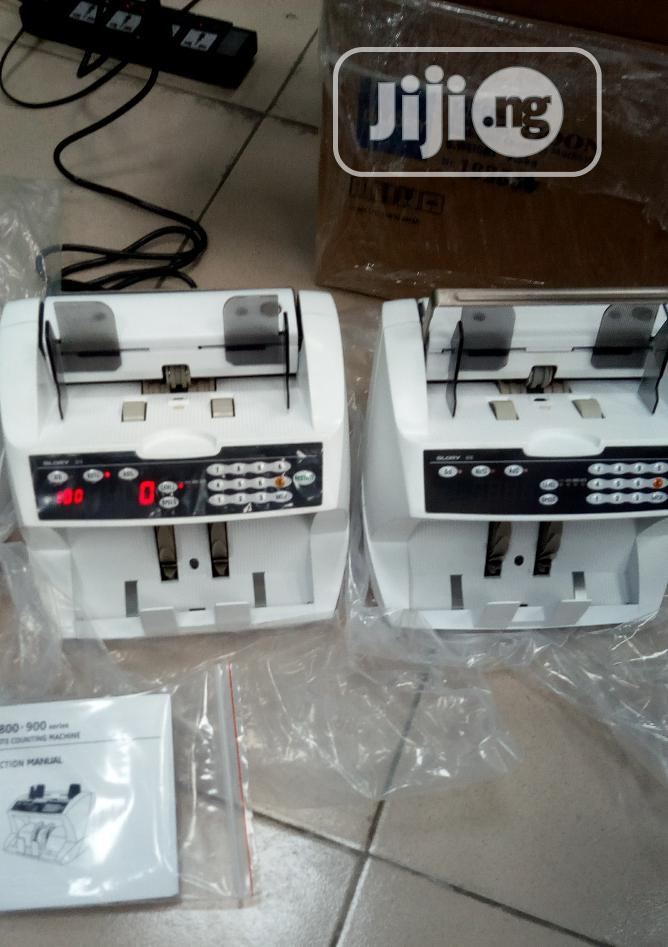 Brand New Imported Original Glory Note Counting Machine Model Gfb800n