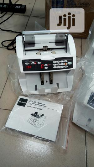 Brand New Imported Original Glory Note Counting Machine Model Gfb800n. | Store Equipment for sale in Lagos State, Ikeja