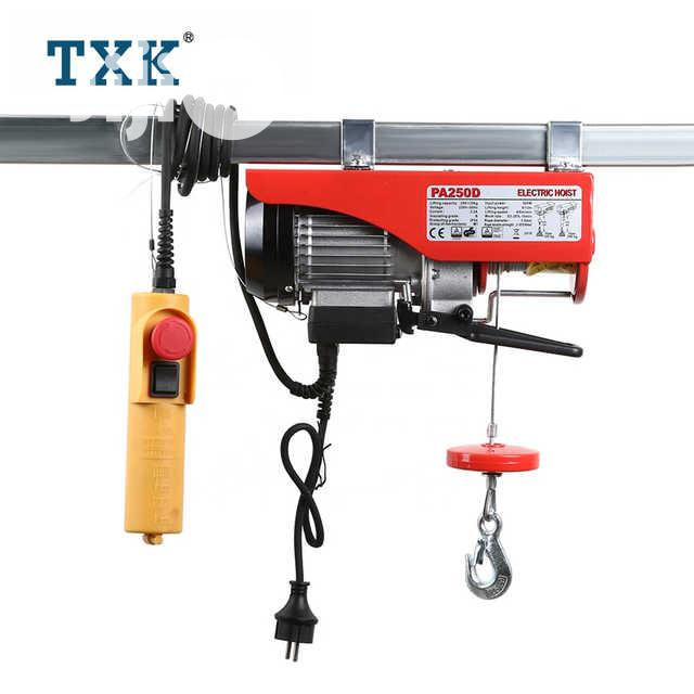 Electric Wire Hoist Lifting Crane Product Code: 4683287