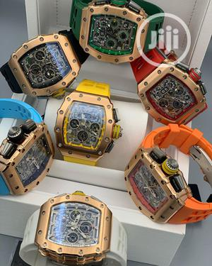 Richard Mile Rubber Watch   Watches for sale in Lagos State, Magodo
