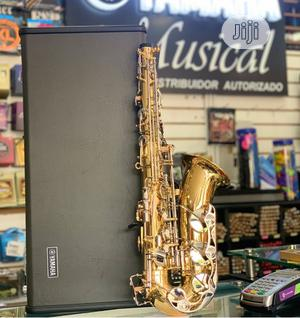 Quality Yamaha Saxophone | Musical Instruments & Gear for sale in Lagos State, Ojo