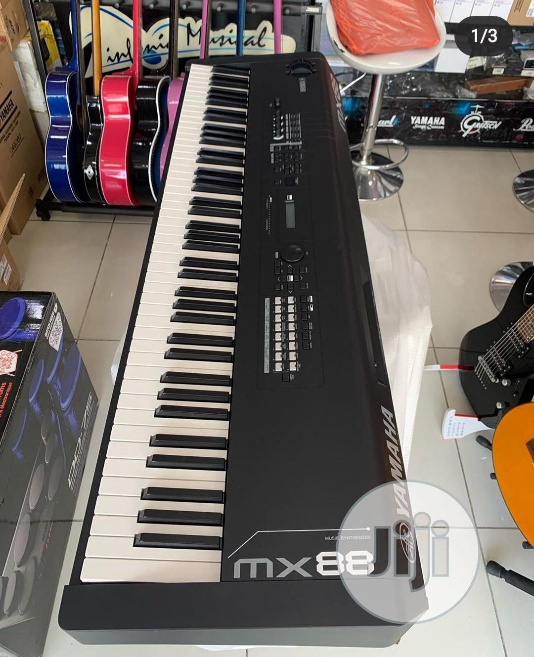 Quality Yamaha Keyboard Mx88 | Musical Instruments & Gear for sale in Ojo, Lagos State, Nigeria