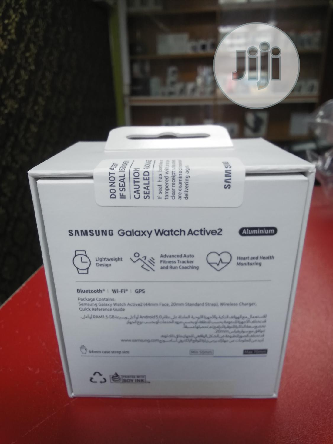 Samsung Galaxy Watch Active2 44mm | Watches for sale in Ikeja, Lagos State, Nigeria