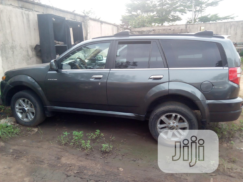 Isuzu Axiom 2004 XS Gray | Cars for sale in Ojo, Lagos State, Nigeria