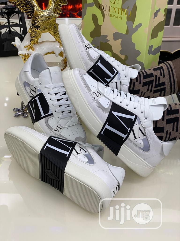Authentic Valentino Sneakers | Shoes for sale in Alimosho, Lagos State, Nigeria