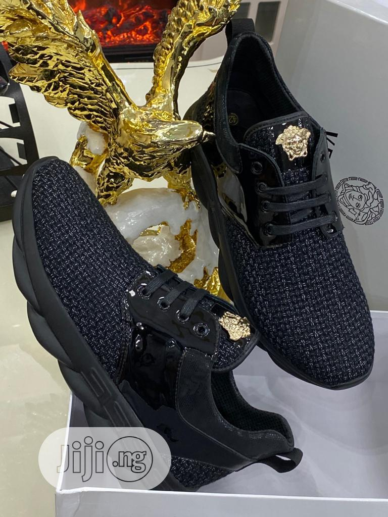 Authentic Versace Sneakers | Shoes for sale in Alimosho, Lagos State, Nigeria
