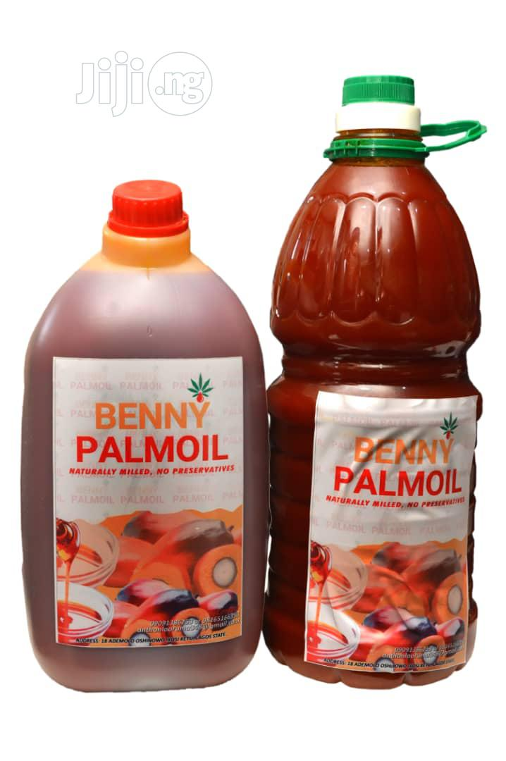 Naturally Milled Palm Oil | Meals & Drinks for sale in Ikeja, Lagos State, Nigeria