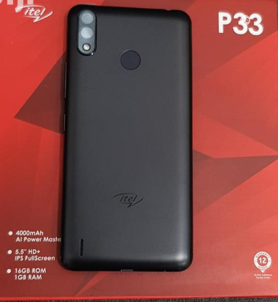 New Itel P33 16 GB   Mobile Phones for sale in Ikotun/Igando, Lagos State, Nigeria