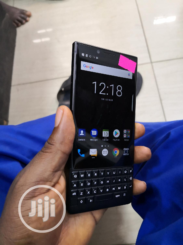 BlackBerry KEY2 64 GB Black | Mobile Phones for sale in Ikeja, Lagos State, Nigeria