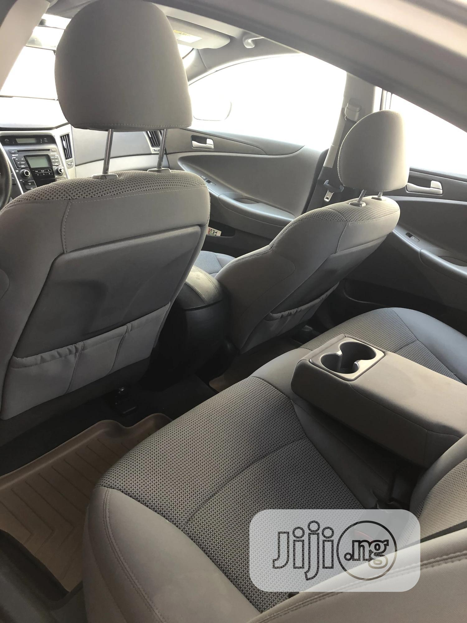 Hyundai Sonata 2012 Silver | Cars for sale in Lekki Phase 1, Lagos State, Nigeria