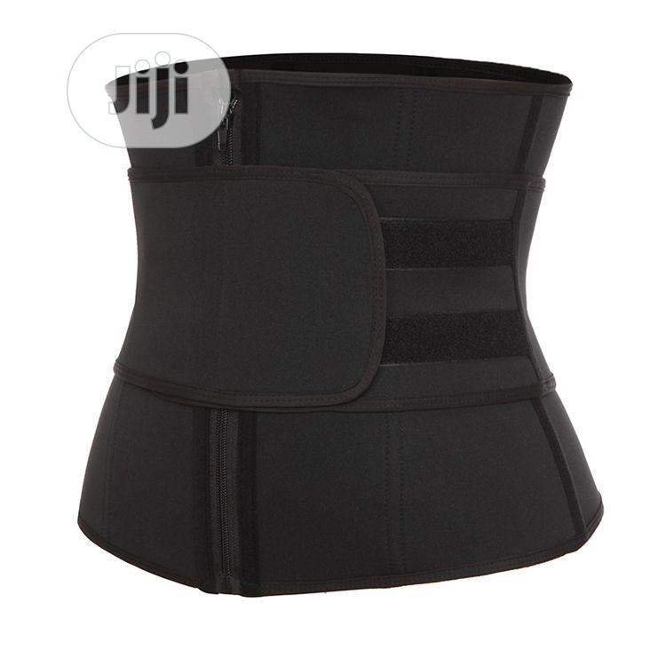 Hot Sweat Neoprene Waist Trainer Corset | Clothing Accessories for sale in Magodo, Lagos State, Nigeria