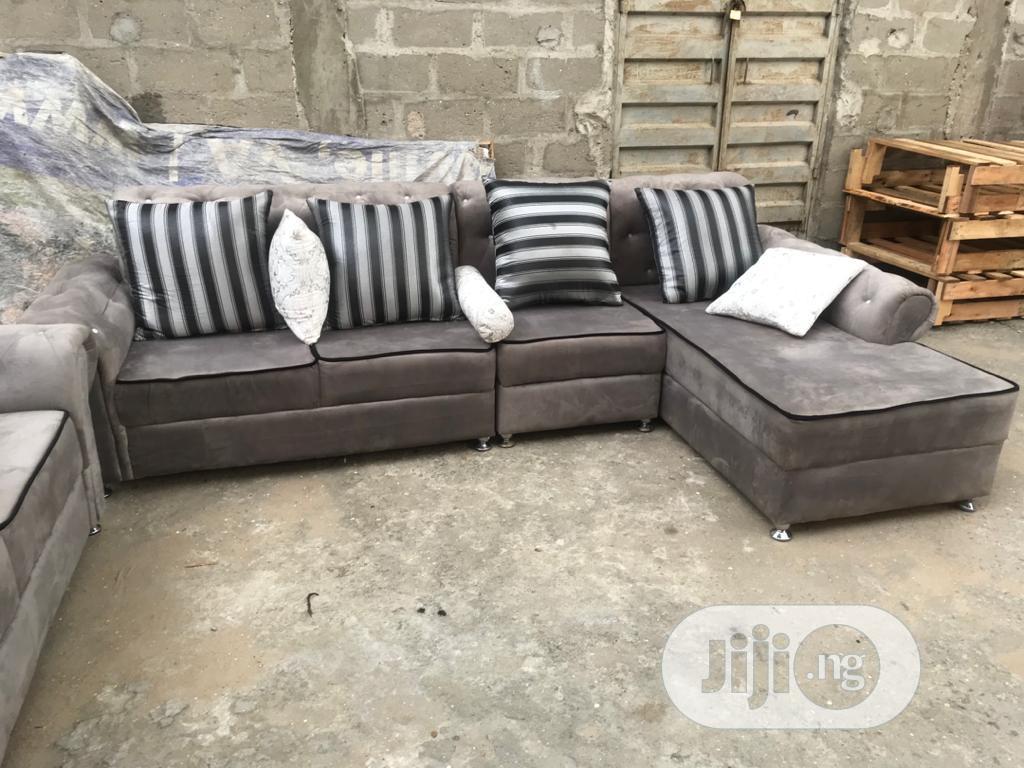 Sofa Fabric Chair   Furniture for sale in Ojo, Lagos State, Nigeria