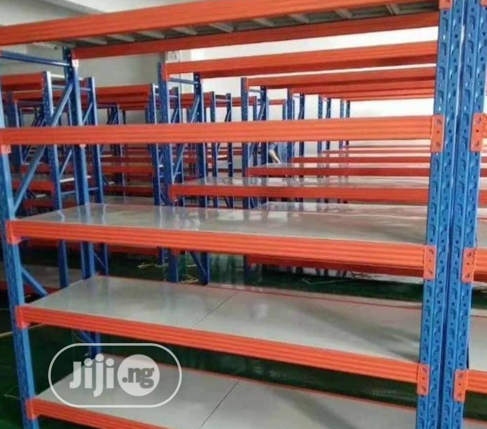 Heavy Duty Super Rack For Arranging Ur Items In A Super Market In Ord
