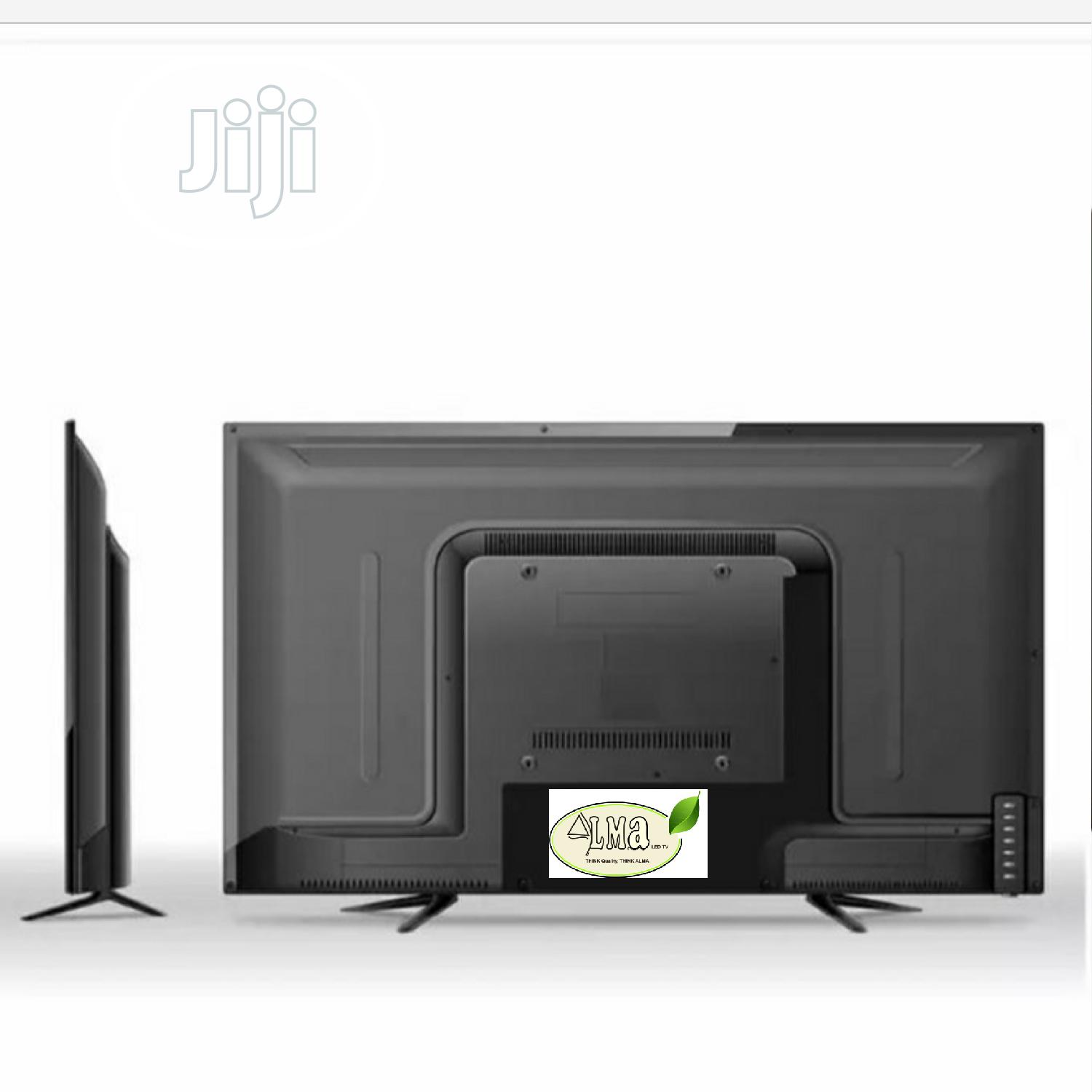 Alma 32inch LED Full HD TV   TV & DVD Equipment for sale in Surulere, Lagos State, Nigeria
