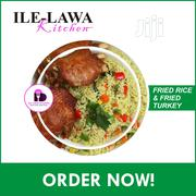 Fried Rice And Turkey | Meals & Drinks for sale in Lagos State, Gbagada