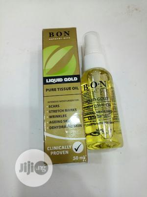 Bon Liquid Gold Pure Tissue Oil | Skin Care for sale in Lagos State, Ajah