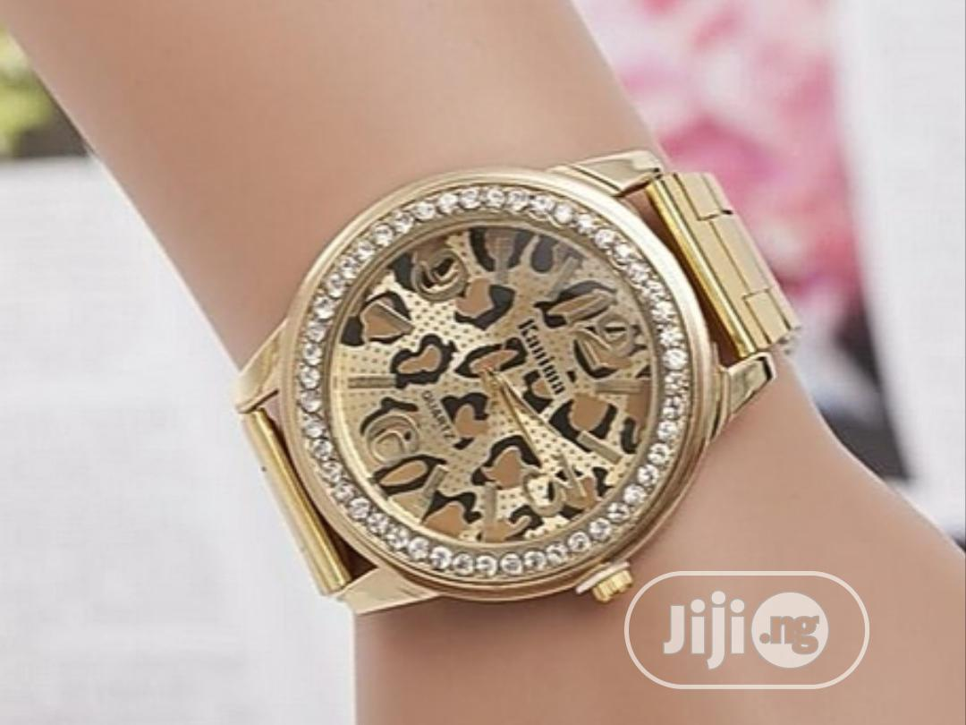 Archive: Leopard Wrist Watch