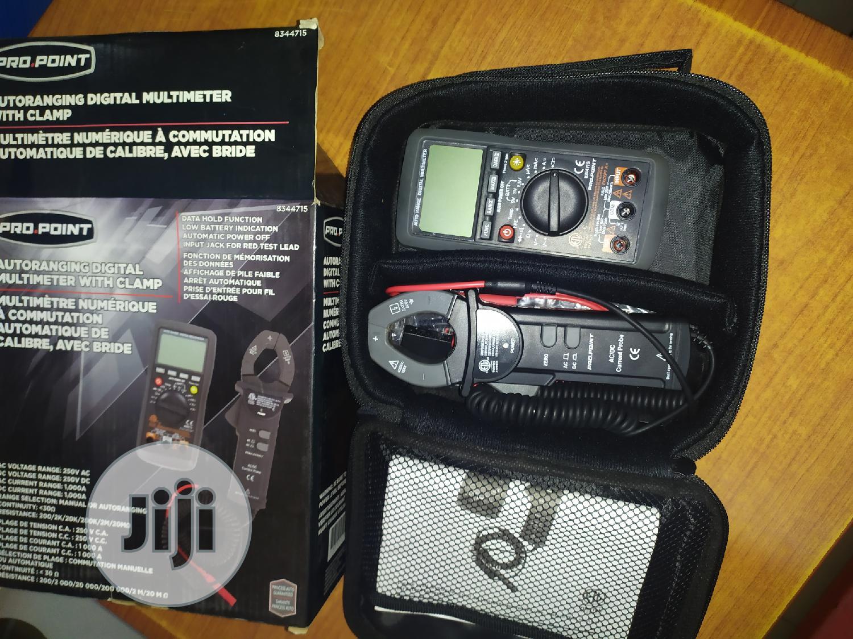 Digital Clamp/Multimeter | Measuring & Layout Tools for sale in Ojo, Lagos State, Nigeria