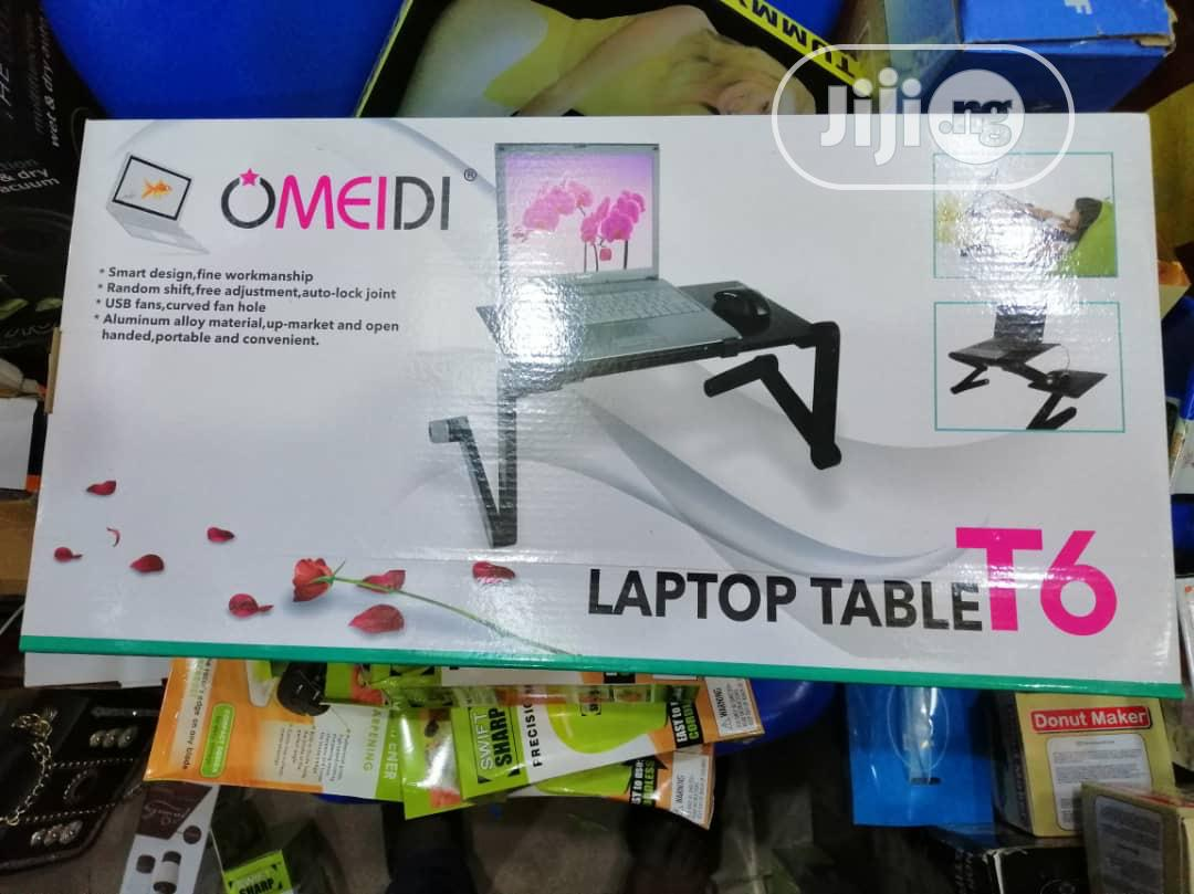Multifunctional Laptop Table T6