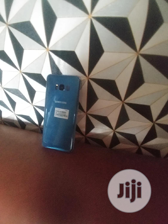 Samsung Galaxy S8 Plus 128 GB Blue