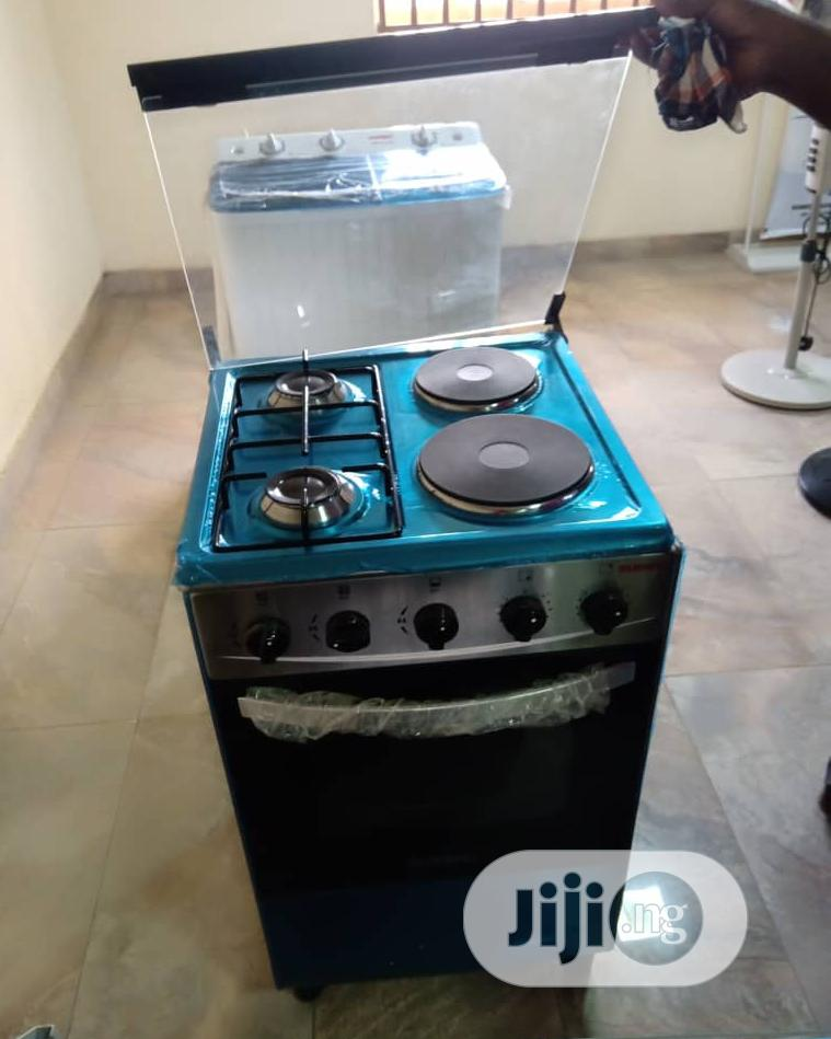 Archive: Sumec Cooker Stainless 2gas2electric