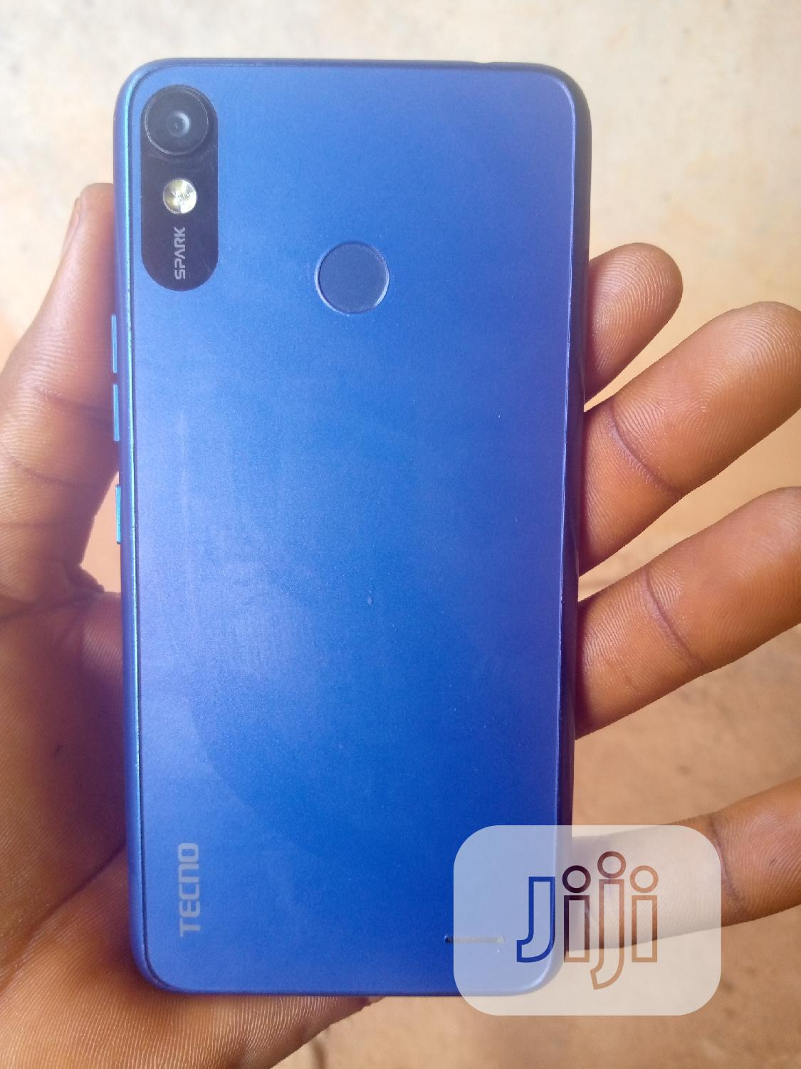 Archive: Tecno Spark 3 16 GB Blue