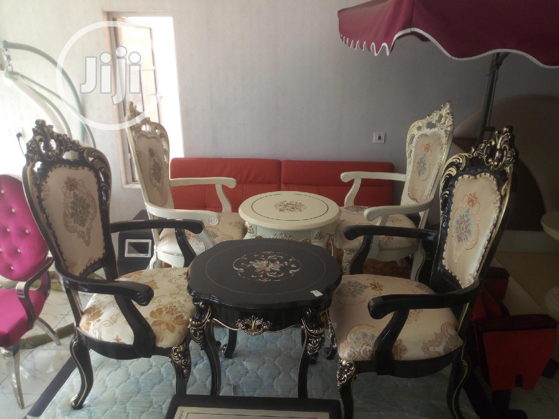 Consul Chair