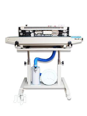 Continues Sealing Machine With Air | Manufacturing Equipment for sale in Lagos State, Ojo