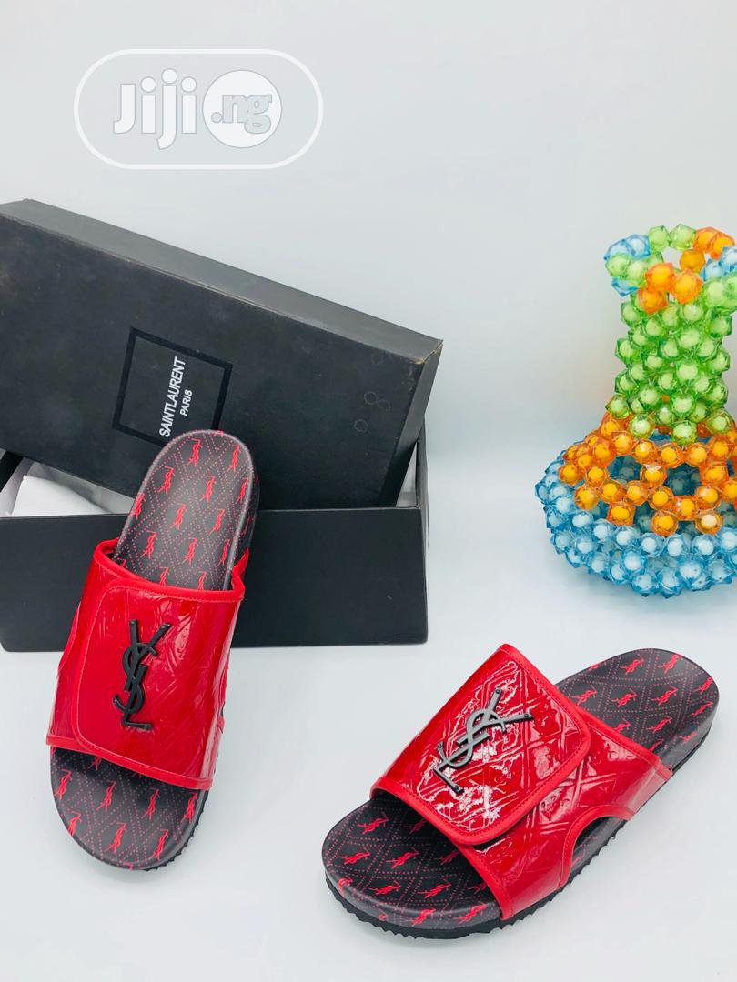 Yes Santlaurent Slippers | Shoes for sale in Surulere, Lagos State, Nigeria