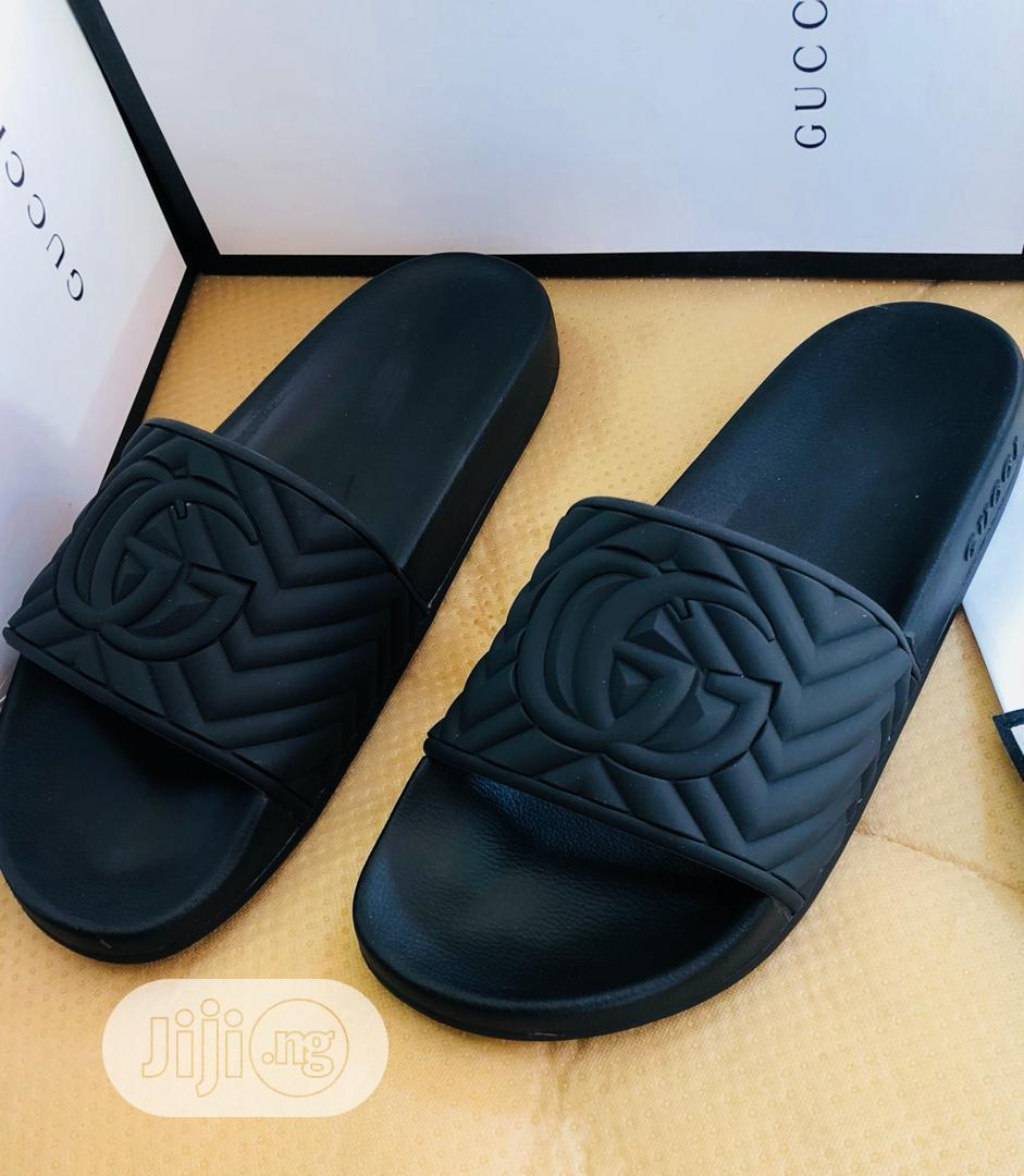Gucci Slippers | Shoes for sale in Surulere, Lagos State, Nigeria