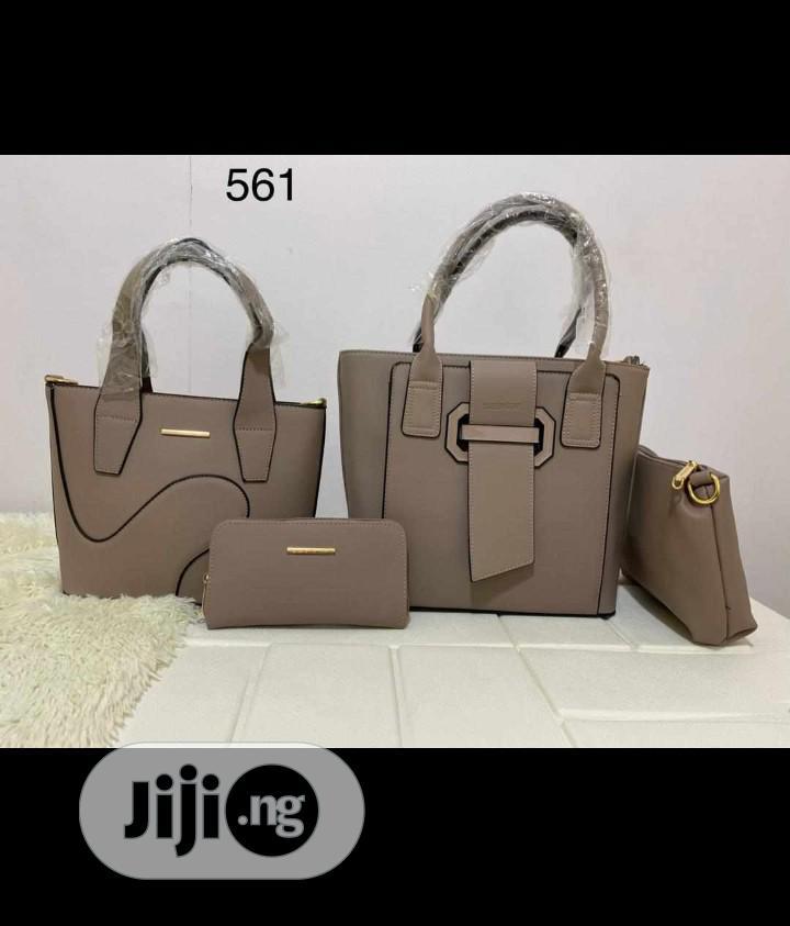Ladies Quality Genuine Leather Handbags   Bags for sale in Ikeja, Lagos State, Nigeria