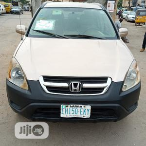 Honda CR-V 2003 Gold | Cars for sale in Lagos State, Gbagada