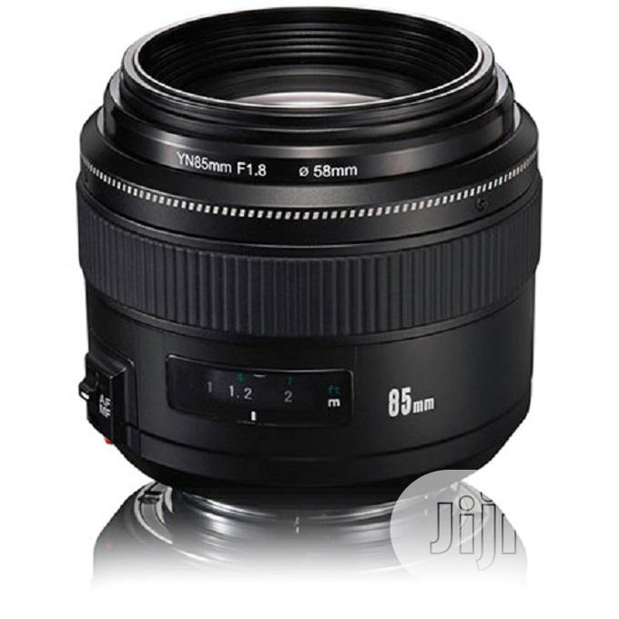 Yongnuo YN 85mm F/1.8 Lens For Canon EF