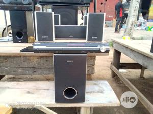 Uk Used Sony Home Theater Short Speakers