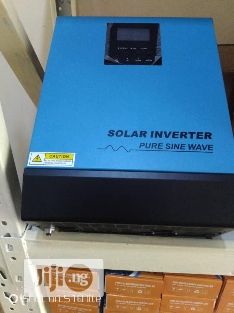 3.5 Solar Inverter Availlable In Stock With One Year Warrantty