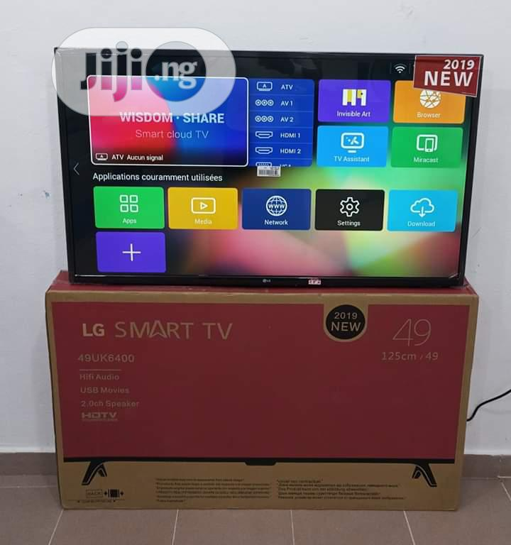 LG 49inches 4k Smart Television