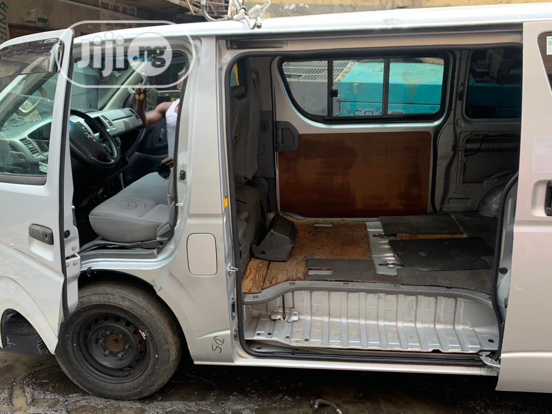 Toyota Hiace Bus   Buses & Microbuses for sale in Mushin, Lagos State, Nigeria