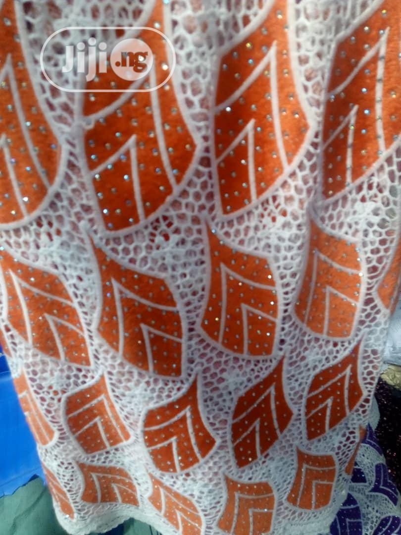 Archive: Sample Lace Fabrics