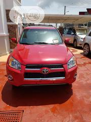 Toyota RAV4 2009 Limited V6 4x4 Red   Cars for sale in Lagos State, Ajah