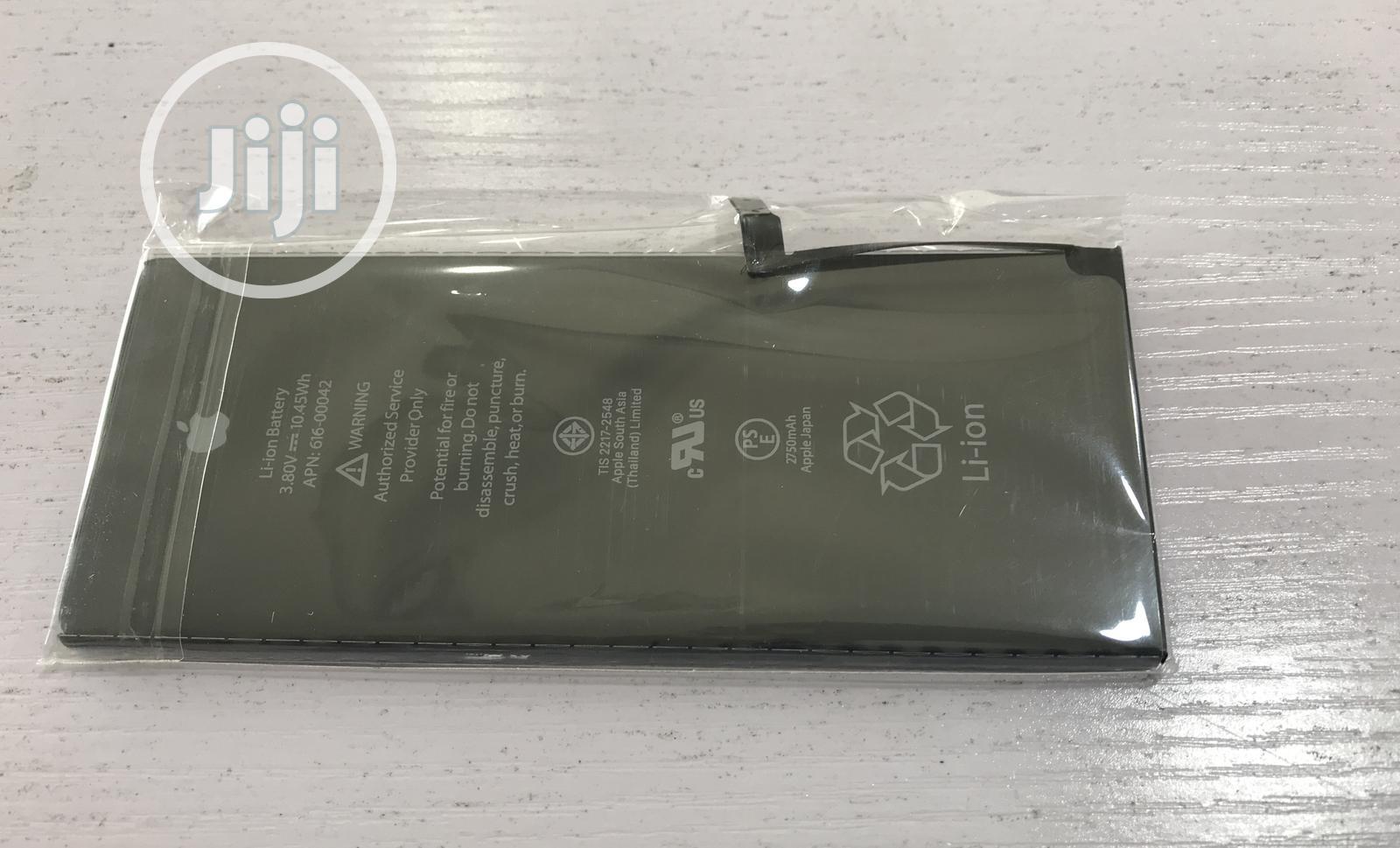 Brand New Original iPhone 6splus Battery For Sale