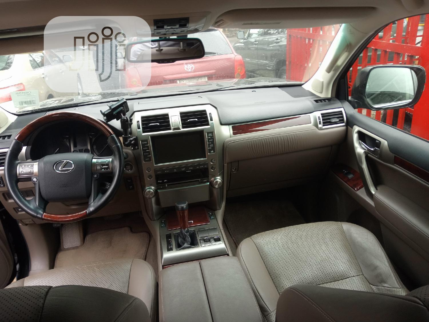 Lexus GX 2011 460 Black | Cars for sale in Isolo, Lagos State, Nigeria
