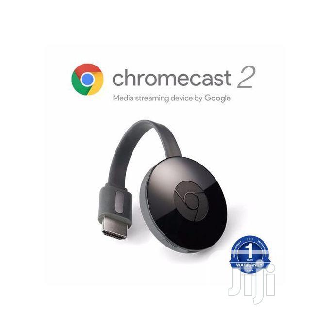 Google Chromecast HDMI Streaming TV Dongle