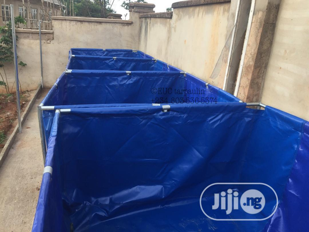 Fish Ponds Available