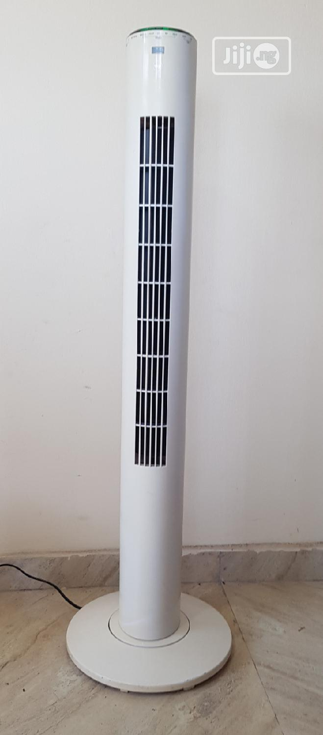 Archive: Tower Fan With Oscillation